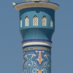 Muscat minaret