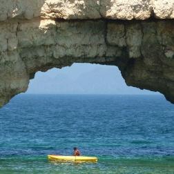 Oman seaside