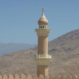 Minaret in Oman