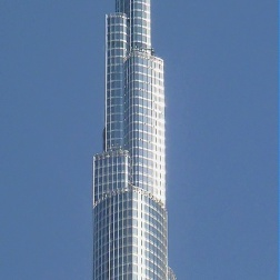 Burj pinnacle