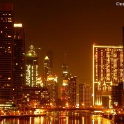 Dubai in gold