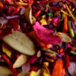 Multicolour spice