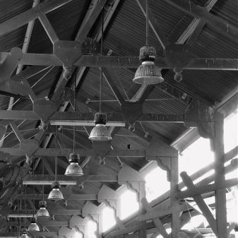 Souk roof