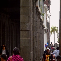 Street life, Port Louis