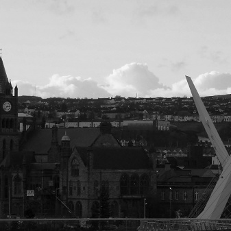 View across Derry