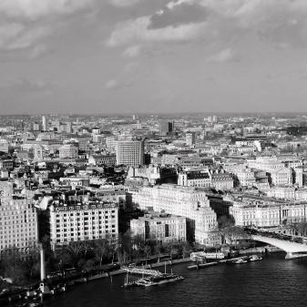 North London vista