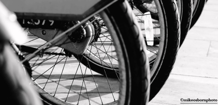 Spokes and tyres