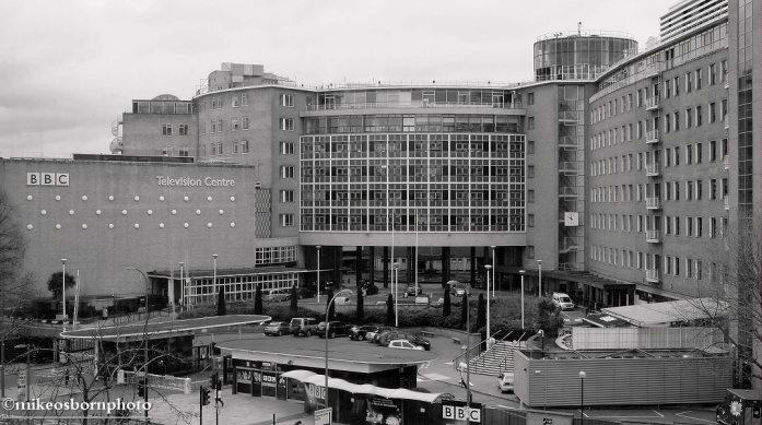 Television Centre view
