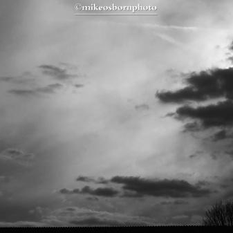Sky over W6