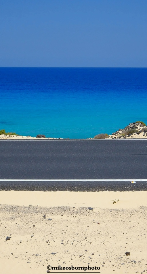Desert island layers