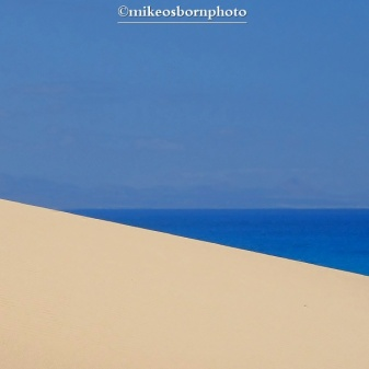 Fuerteventura abstract