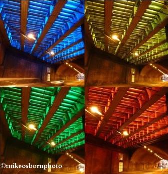 Disco tunnel