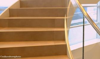 Upstairs curve