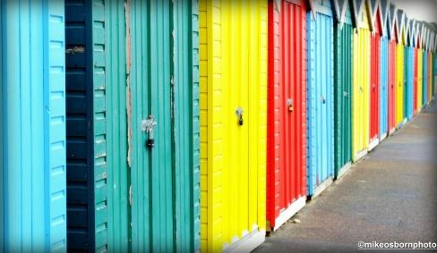Bournemouth rainbow