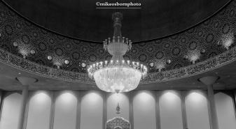 Mosque dome (monochrome)