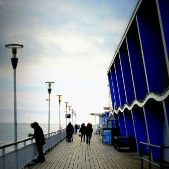 Pier strollers