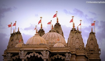 Neasden Temple, London - Hinduism