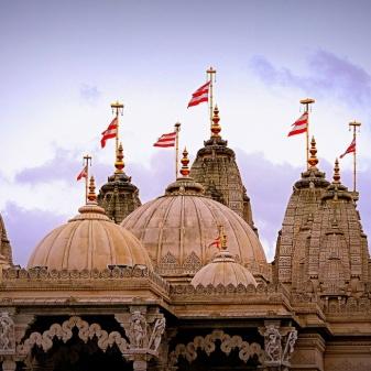 Neasden Temple, London - Hinduism