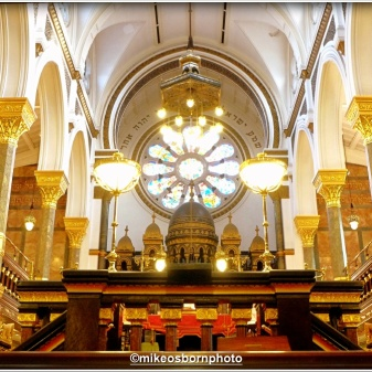 New West End Synagogue, London - Judaism