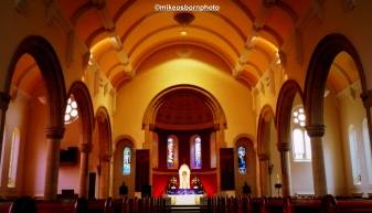 Pennyburn Chapel, Derry, Northern Ireland - Catholicism