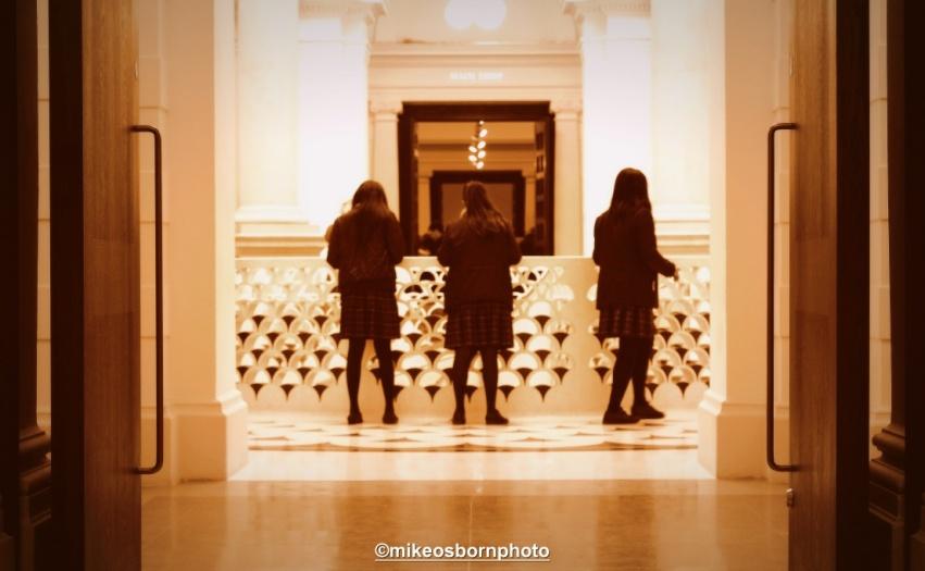 Tate trio