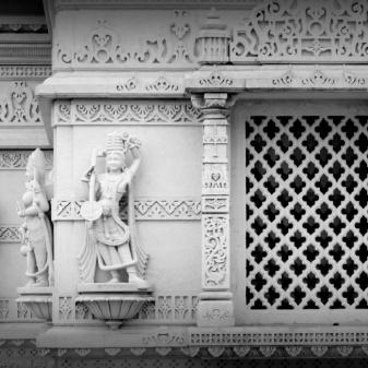 Neasden Temple - Hinduism