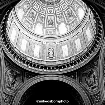 Basilica's heart
