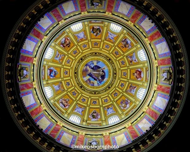 Heavenly ceiling