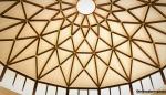 Prayer hall canopy