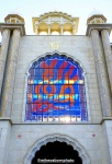 Sikh stained glass