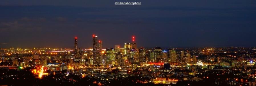 Brisbane glitter