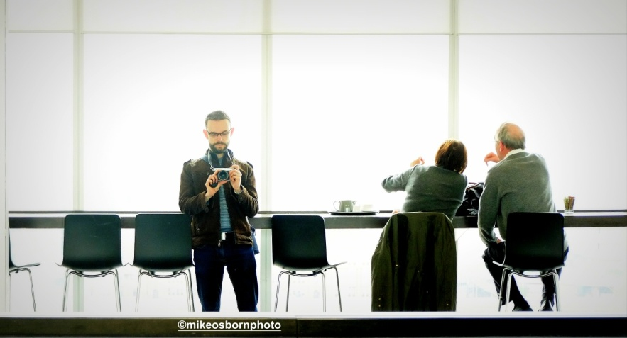 Tate selfie