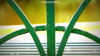 Framed ironwork