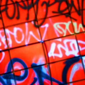 Graffiti by Richard Cooper-Knight