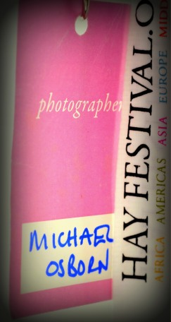 Photographer's pass
