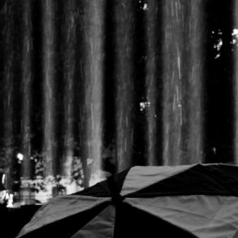 Beaming umbrellas