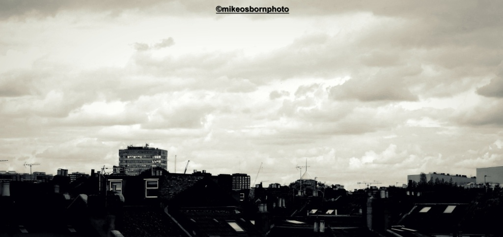 Rooftops of W12
