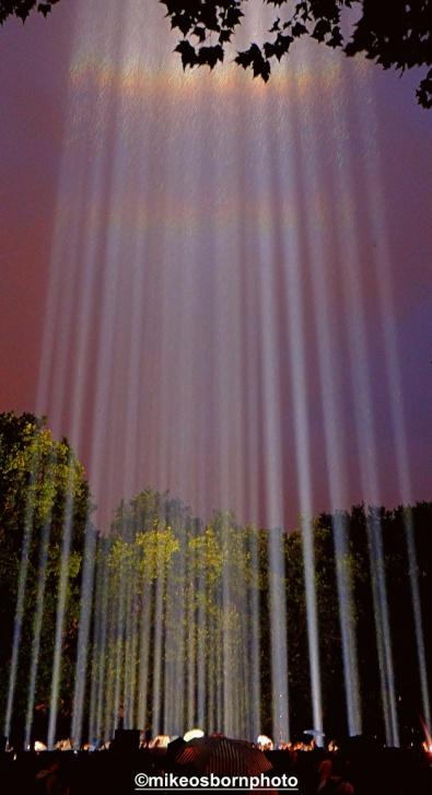 Spectra's beams