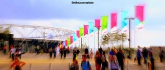 Olympic rush