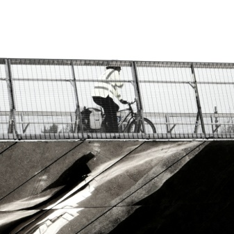Two-wheeled crossing