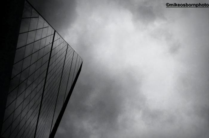 Foreboding facade
