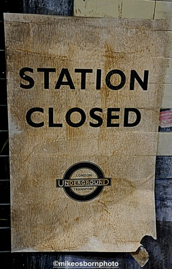 Station closed