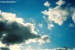 Spring skyscape