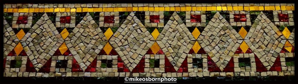 Fitzrovia mosaic