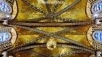 Star-spangled ceiling