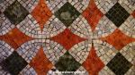 Tricolour mosaic
