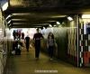 Underground street scene