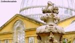 Conservatory gargoyle