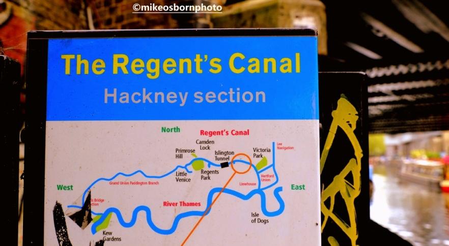 Regent's Canal, Hackney