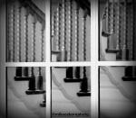 Banisters, reflected